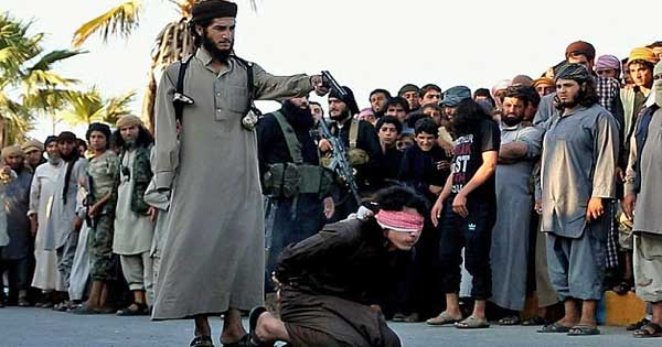 ISIS member executes his own mother in public - The Israel Wire