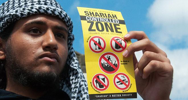 WAKE UP AMERICA: Islamic NO-GO Zones have already popped up in the United States - The Israel Wire
